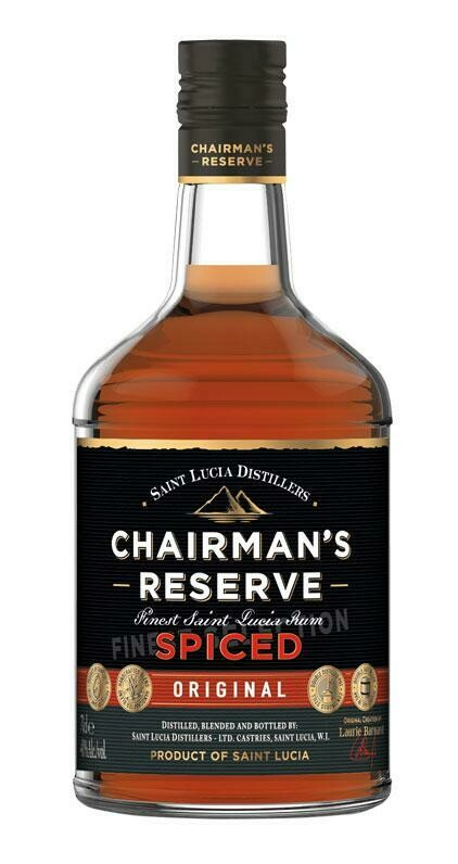 Chairman's Reserve Spiced 750ml