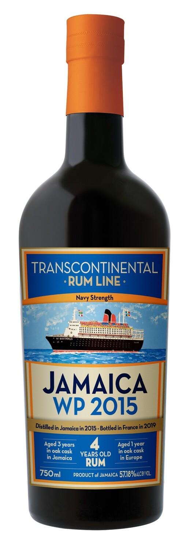 Transcontinental Rum Line - Jamaica WP 2015 (2021 Release)