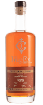 The ImpEx Collection - 15 Yr. Long Pond Jamaican Rum