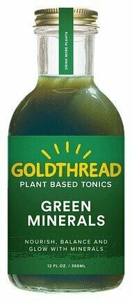Goldthread Green Minerals
