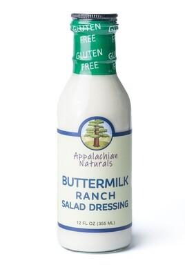 Appalachian Naturals Dressing - Buttermilk Ranch