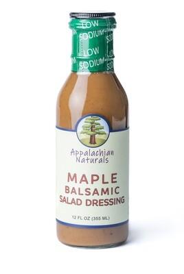 Appalachian Naturals Dressing - Maple Balsamic