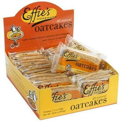 Effie's Single Pack - Oatcakes
