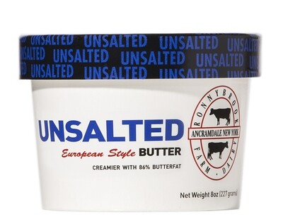 Ronnybrook Farm Unsalted Butter