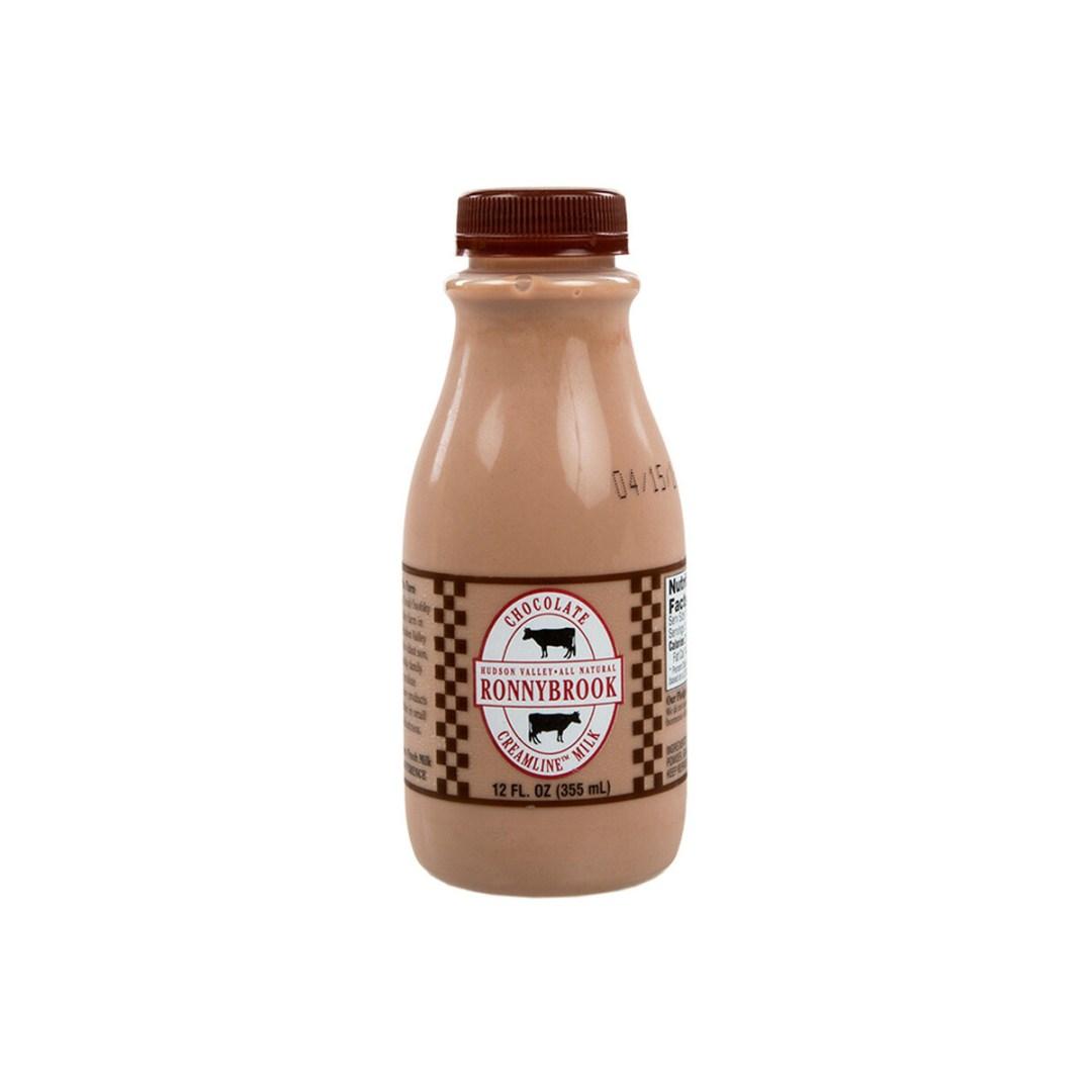 Ronnybrook Chocolate Milk 12 oz.