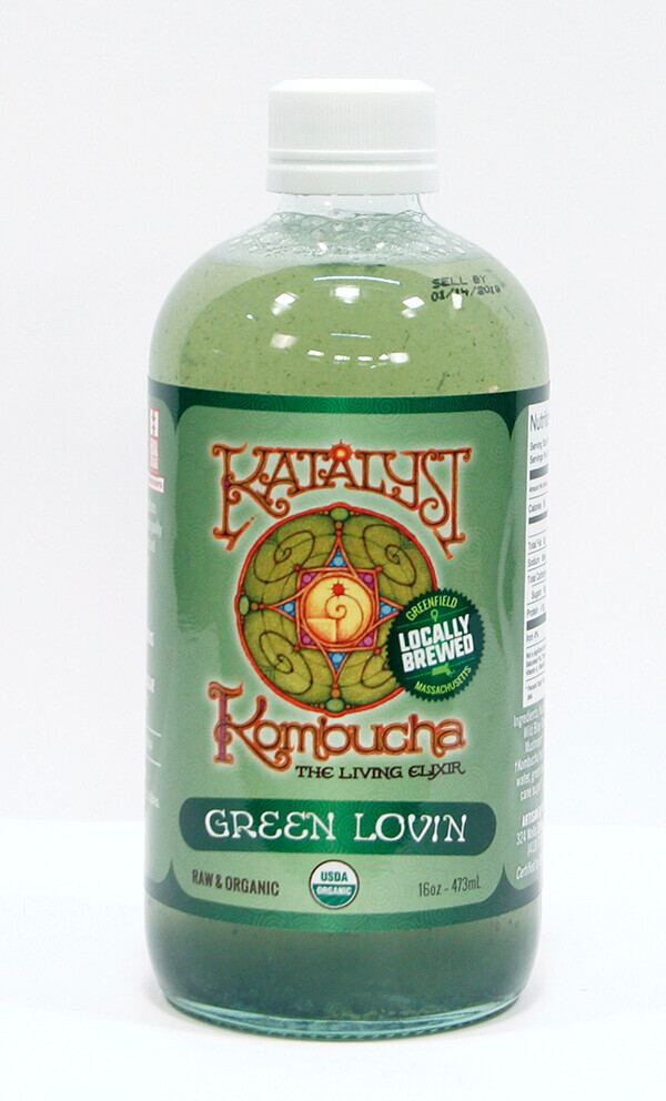 SALE! Katalyst Kombucha Green Lovin