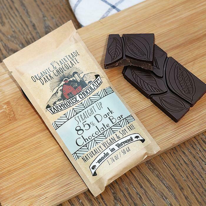 SALE! Farmhouse 85% Dark Chocolate Chocolate Bar