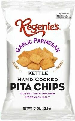 Regenies Pita Chips - Garlic Parmesan
