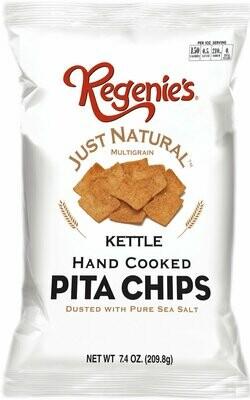 Regenies Pita Chips - Just Natural (Multigrain)
