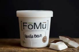 Fomu Tahitian Vanilla Vegan Ice Cream