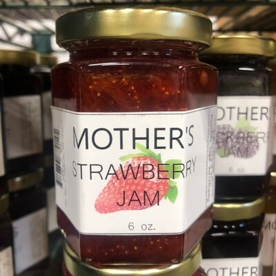 Mother's Strawberry Jam