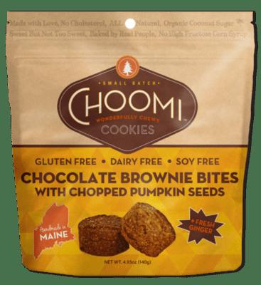 Choomi Chocolate Brownie Bites