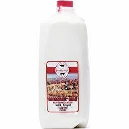 Ronnybrook Farm 1/2 Gallon Whole Milk