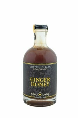 Old Friends Farm GINGER Honey