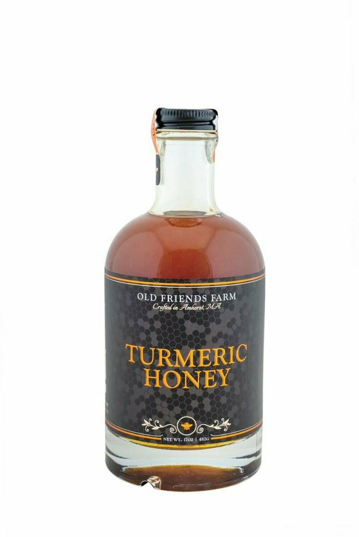 Old Friends Farm TURMERIC Honey