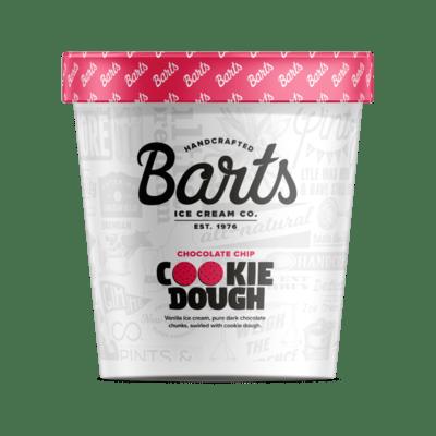 Bart's Ice Cream - Chocolate Chip Cookie Dough