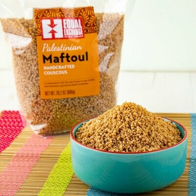 Equal Exchange Maftoul Couscous (28.2 oz)