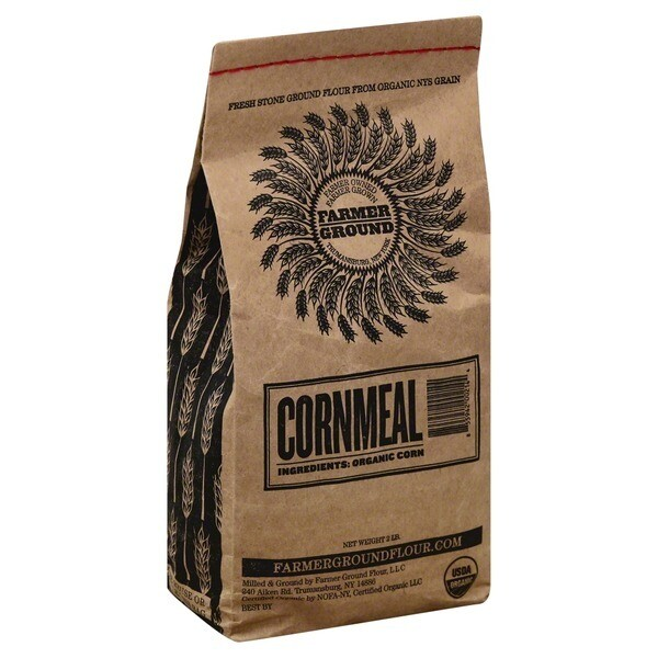 Farmer Ground - Cornmeal