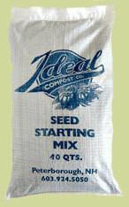 Ideal Compost Fungal JumpStart Seeding Mix