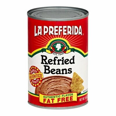 La Preferida Fat-Free Refried Beans