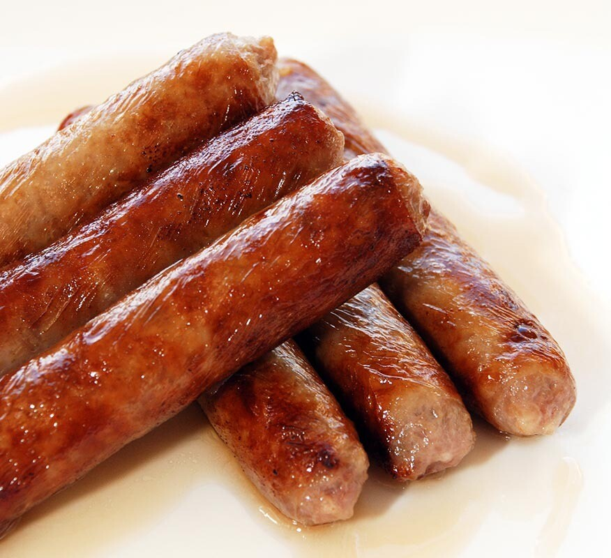 SGF Pork Maple Breakfast Sausage (linked)