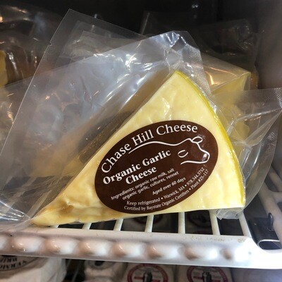 Chase Hill GARLIC Cheese