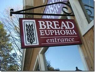 Bread Euphoria - White Sandwich (frozen)