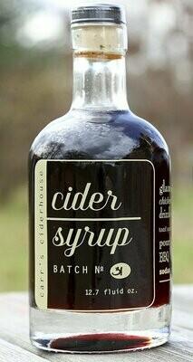 Carr's Ciderhouse Cider Syrup