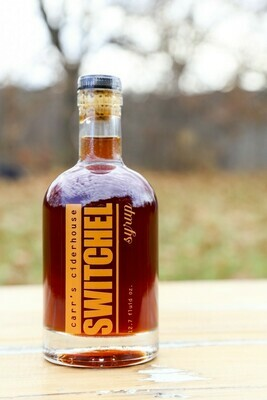 Carr's Ciderhouse Switchel Syrup