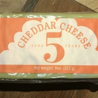 Sidehill Farm School House Cheddar - 5 Year
