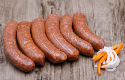 Pork, Fresh Chorizo Sausage - Linked - SGF