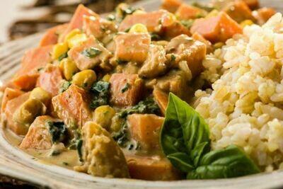 Global Village (GF, Vegan) African No-Nut Stew Entree