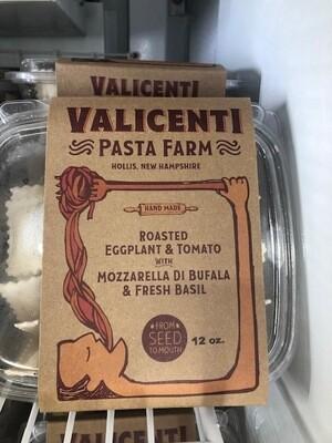 Valicenti Pasta Roasted Eggplant & Tomato w/ Mozzarella