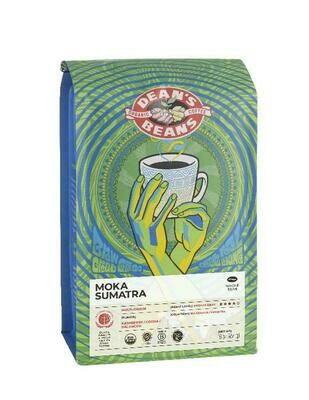 Dean's Beans Coffee - Moka Sumatra
