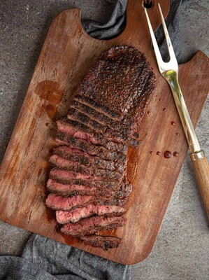 SGF Flat Iron Steak