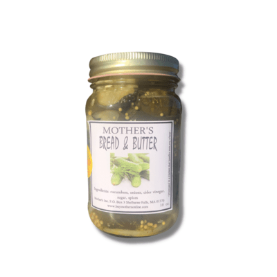 Mother's Bread and Butter Pickles