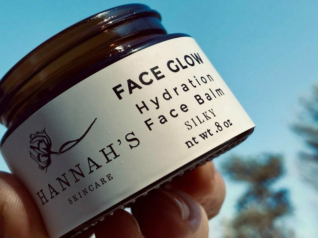 Hannah's Skincare Face Glow - Hydration Face Balm 0.8 oz