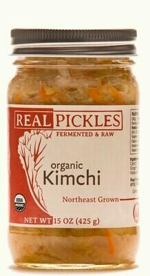 Real Pickles Kimchi