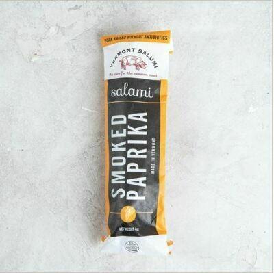 Vermont Salumi Smoked Paprika Salami