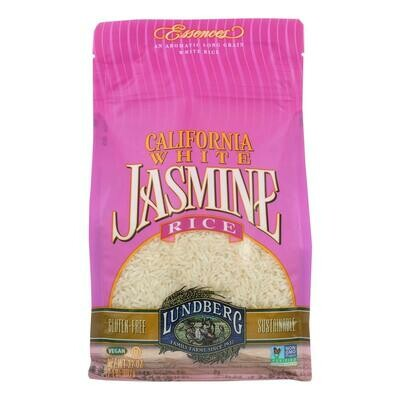 Lundberg California White Jasmine Rice 2 lb.