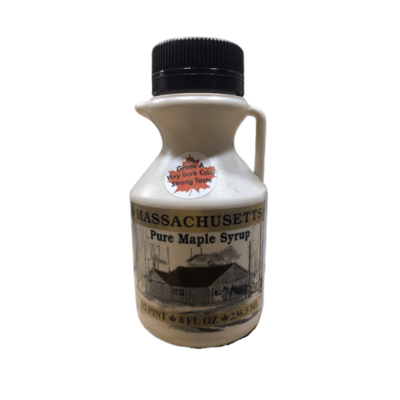 Pure Maple Syrup 1/2 Pint - Very Dark
