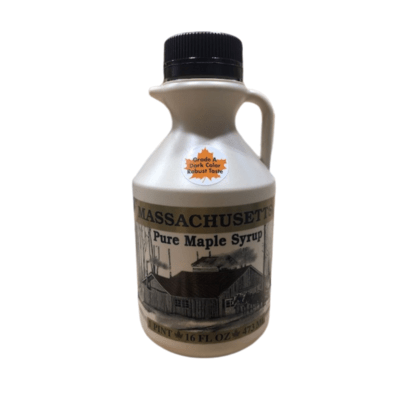 Pure Maple Syrup Pint - Dark