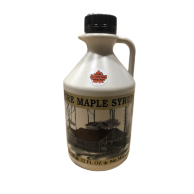 Pure Maple Syrup Quart - Very Dark
