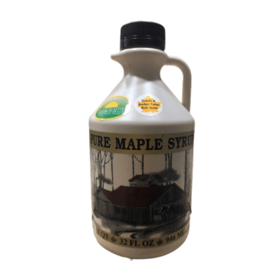 Pure Maple Syrup Quart - Amber