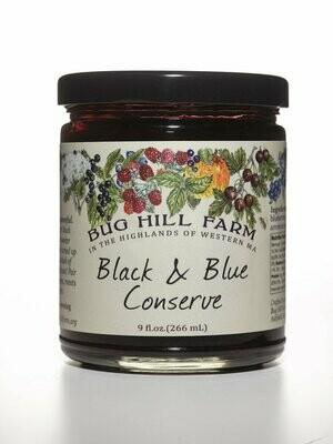 Bug Hill Farm Black & Blue Conserve