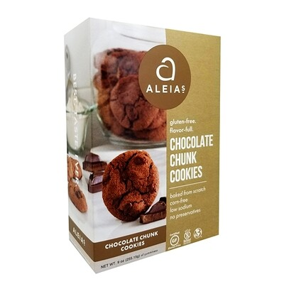 Aleia's GF Chocolate Chunk Cookies