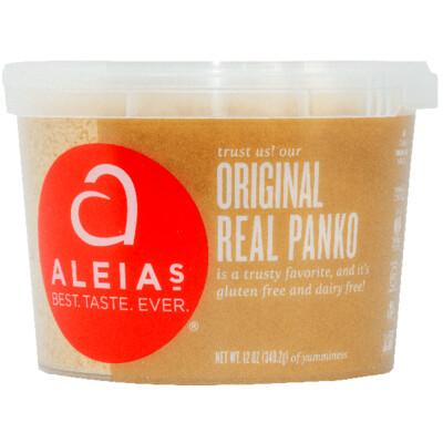 Aleia's GF Panko Breadcrumbs
