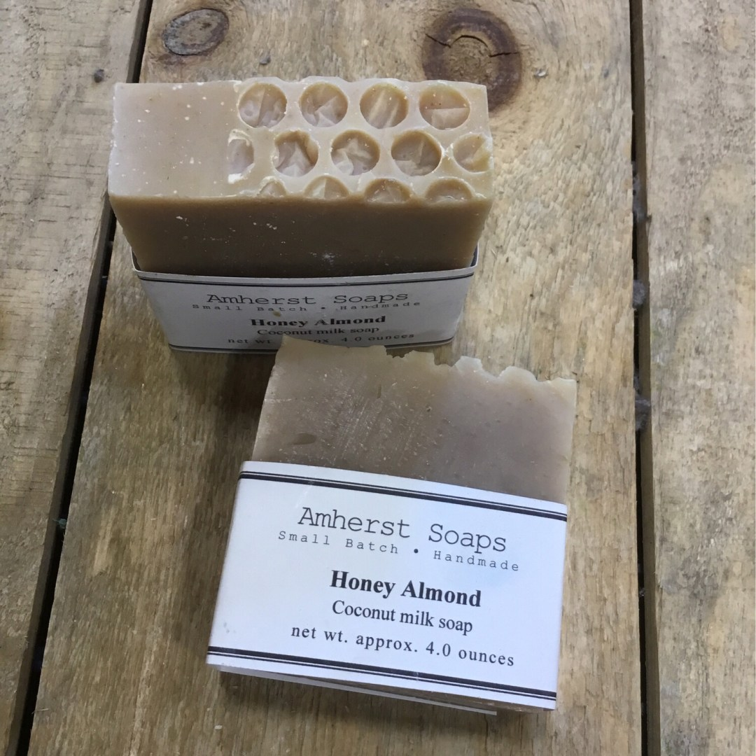 Amherst Soap Honey Almond