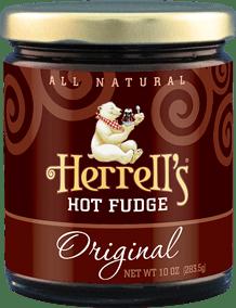 Hot Fudge  - Herrell's