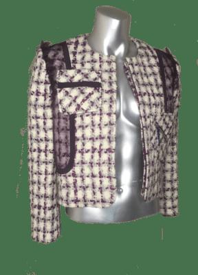 Louella Bartley Bouclé Jacket